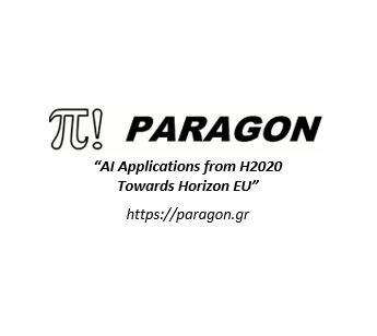 Paragon S.A. AI Applications from H2020 Towards Horizon EU